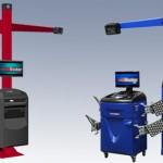 3D Стенд за регулиране на геометрията на леки и лекотоварни автомобили