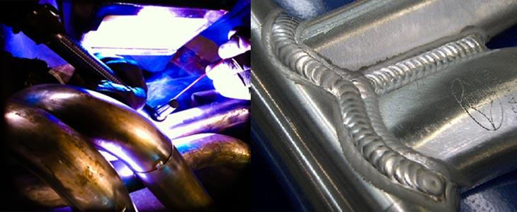 Аргонови заварки на алуминий
